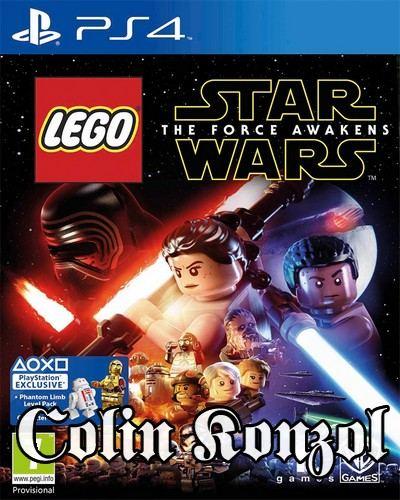 LEGO Star Wars The Force Awakens (Co-op)