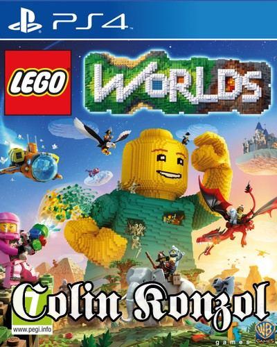 LEGO Worlds (Angol)