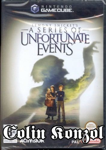 Lemony Snicket's A Series of Unfortunate Events (GameCube)