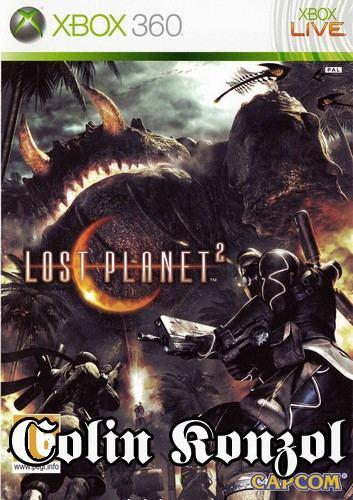 Lost Planet 2 (co-op)