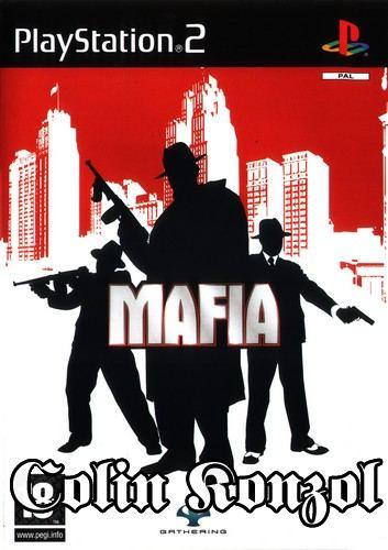 Mafia (térképpel+manual-al)