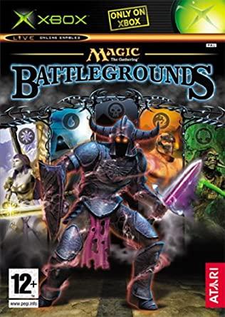 Magic the Gathering Battlegrounds