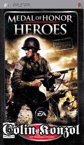 Medal of Honor Heroes (Platinum)