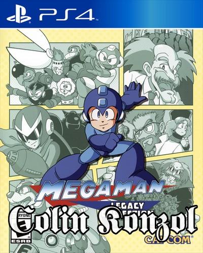Mega Man Legacy Collection (ÚJ!)