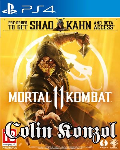 Mortal Kombat 11 (borító nélkül)