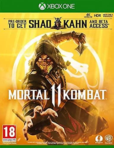 Mortal Kombat 11 (Új) (+Shao Kahn DLC)