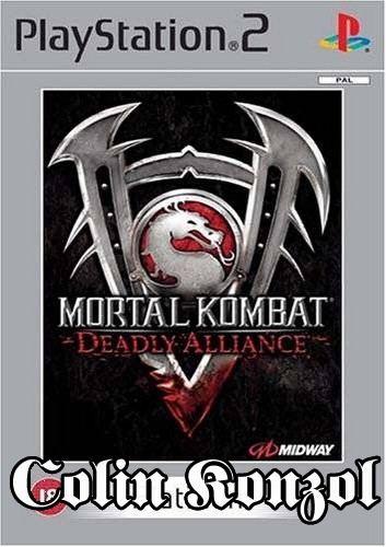 Mortal Kombat Deadly Alliance (Platinum)