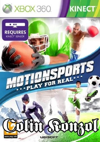 Motion Sports  (only Kinect)