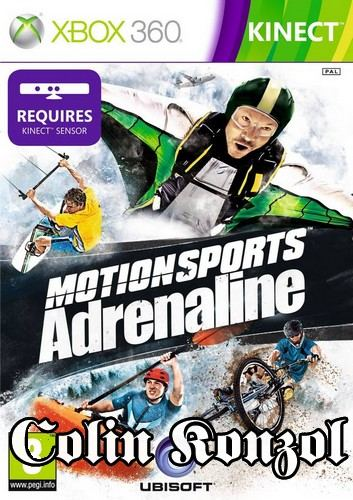MotionSports Adrenaline (Co-op) (only Kinect)