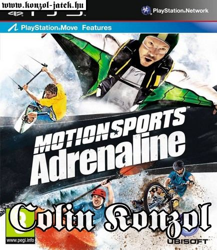 MotionSports Adrenaline [PS Move Only]