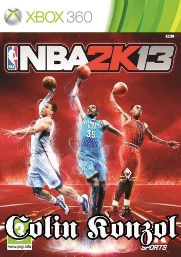 NBA 2K13 (Co-op)