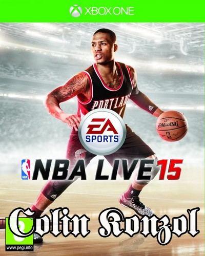 NBA Live 15 (új!)