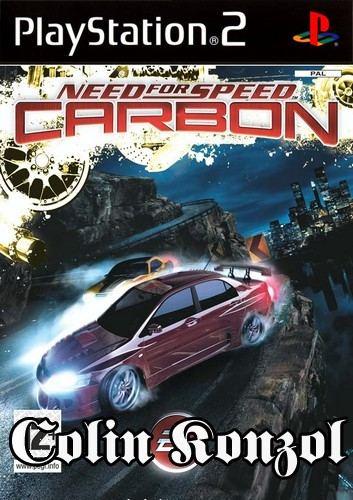 Need for Speed Carbon (Magyar felirat)