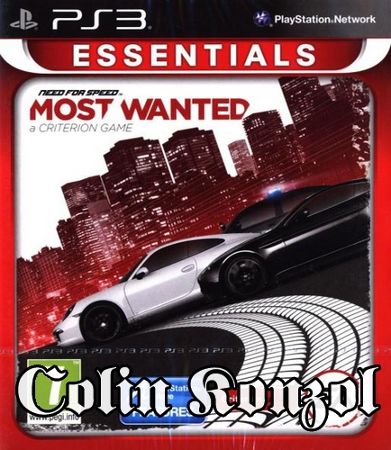 Need for Speed Most Wanted (Essentials)