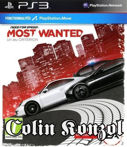Need for Speed Most Wanted-A Criterion Game