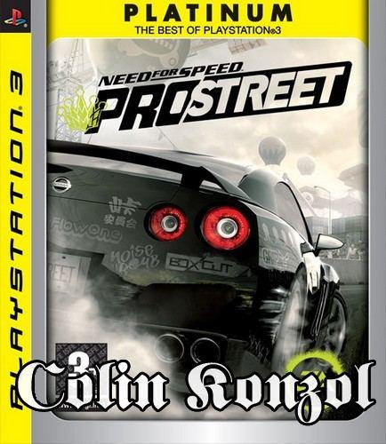 Need for Speed ProStreet (Platinum)