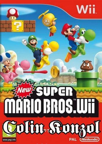 New Super Mario Bros. Wii (Nintendo Wii)