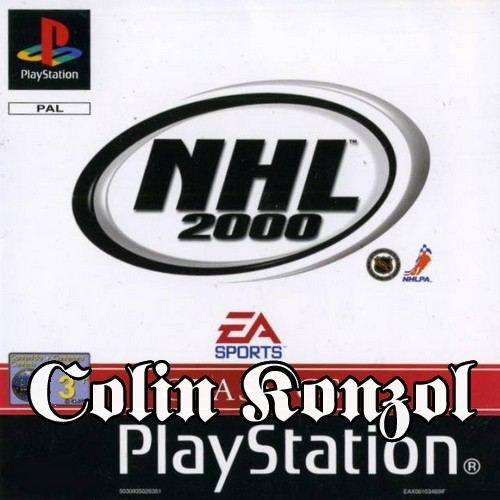 NHL 2000 (only disc)