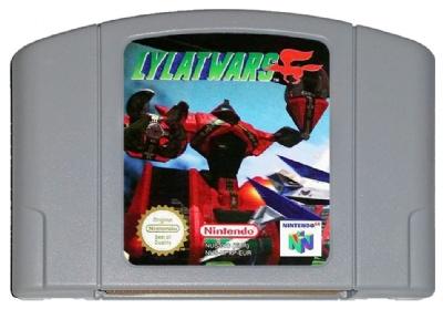 Nintendo 64 Lylat Wars (n64)