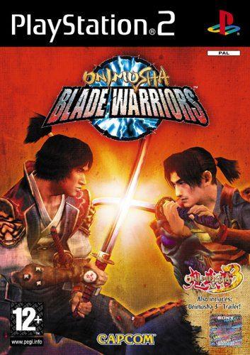 Onimusha Blade Warriors (Német-francia borító, választható Angol nyelv)