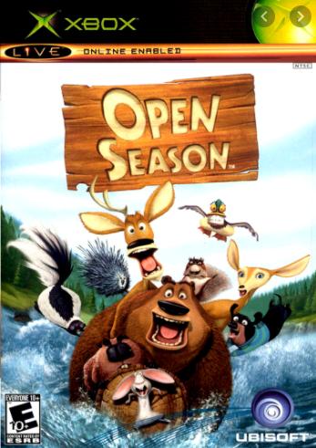 Open Season [Xbox Classic Only]