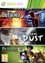 Outland + From Dust + Beyond Good and Evil HD