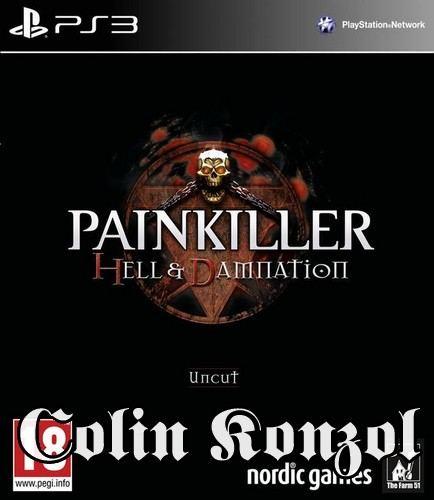 Painkiller Hell & Damnation (Co-op)