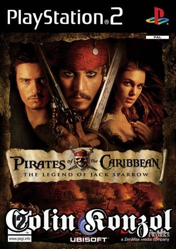 Pirates of the Caribbean The Legend of Jack Sparrow (Co-op)