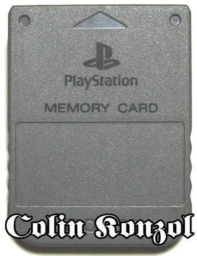 PlayStation 1 Memóriakártya (Sony)