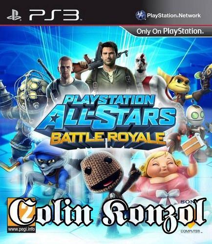 PlayStation All-Stars Battle Royale (Kód Él!)