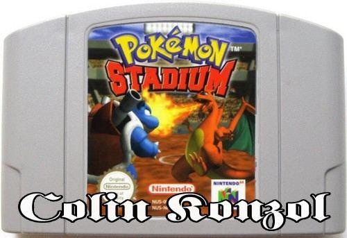 Pokémon Stadium (Nintendo 64) Német