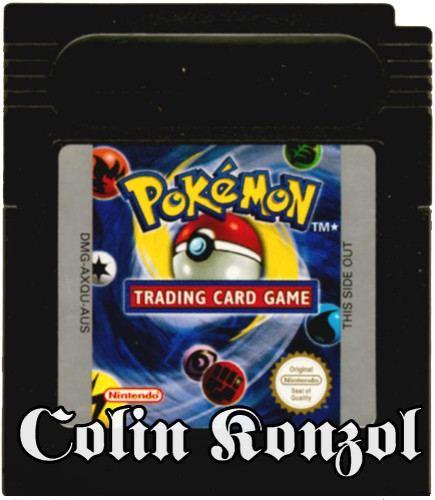 Pokémon Trading Card Game (GBC) +GAMEBOY tok