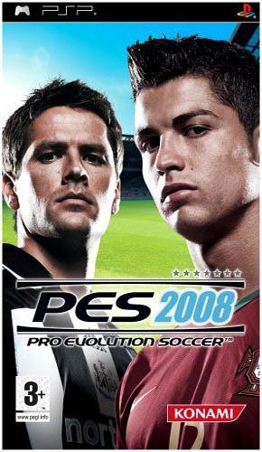 Pro Evolution Soccer 2008 (PES 08)