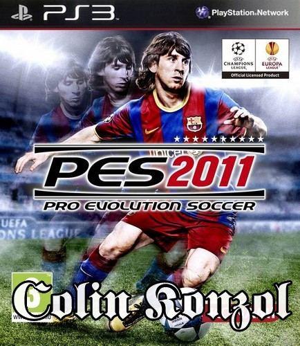 Pro Evolution Soccer 2011 (PES 11)