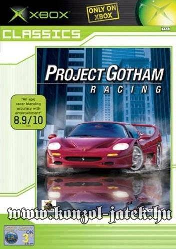 Project Gotham Racing (Classics) (Xbox 360 komp.)
