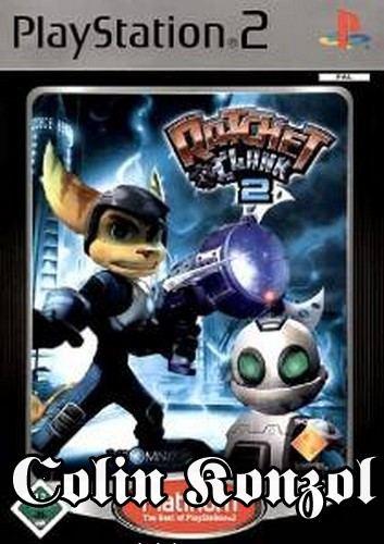 Ratchet & Clank 2 (Platinum)