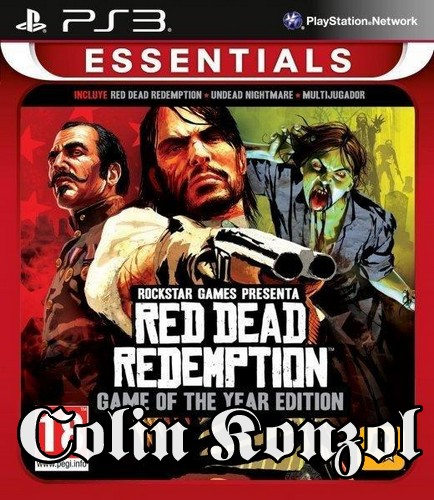 Red Dead Redemption (GOTY) (Essentials)