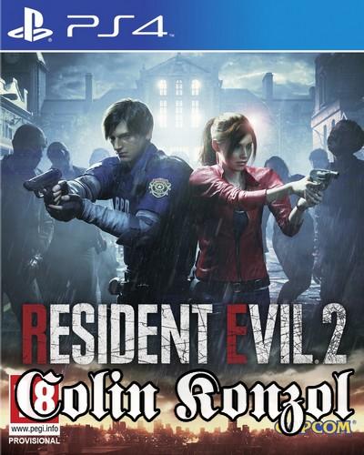 Resident Evil 2 Remake (Új termék)