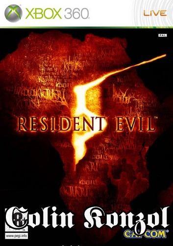 Resident Evil 5 (Co-op)