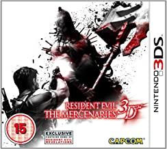 Resident Evil The Mercenaries 3D