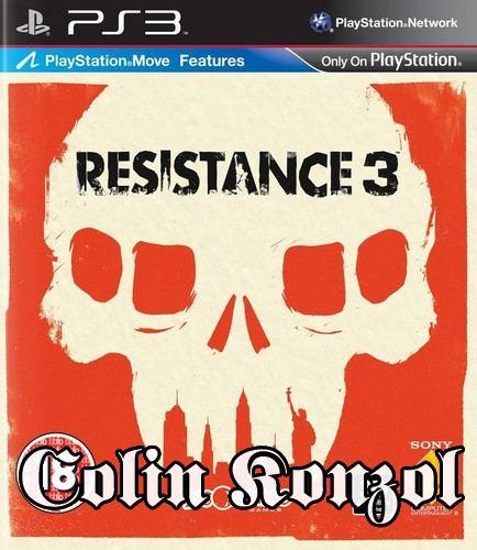 Resistance 3 (Co-op)