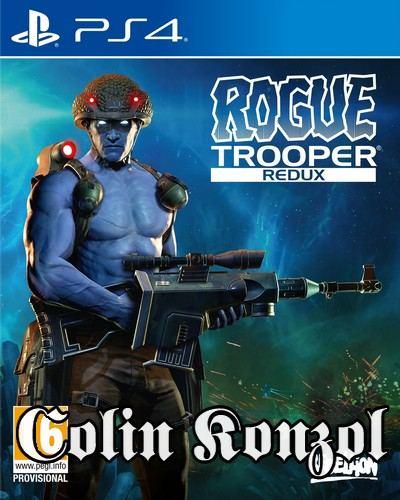 Rogue Trooper Redux (ÚJ)