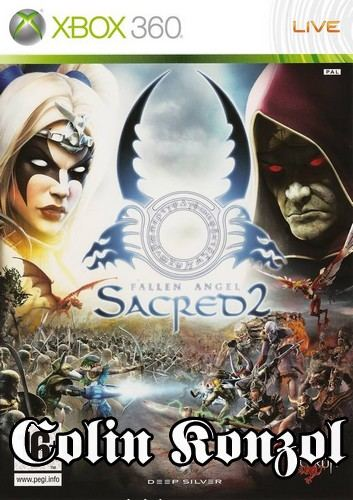 Sacred 2 Fallen Angel (Co-op)