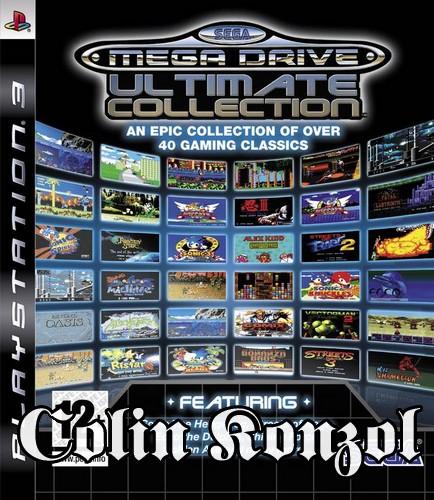 SEGA Mega Drive Ultimate Collection (Co-op)