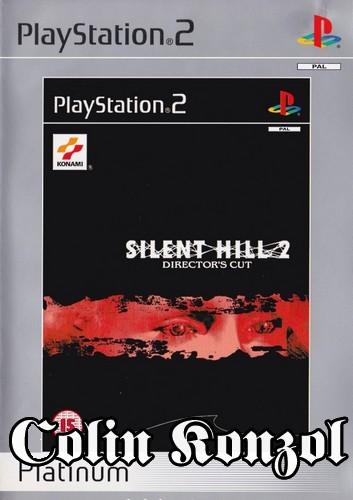 Silent Hill 2 Director's Cut (Német borító, választható angol nyelv)