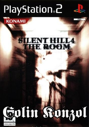 Silent Hill 4 The Room (UK)