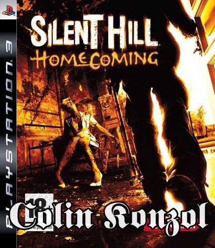 Silent Hill Homecoming (Német borító, választható angol nyelv)