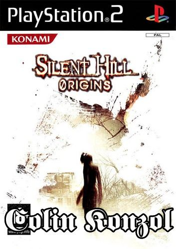Silent Hill Origins (német borító, választható angol nyelv)