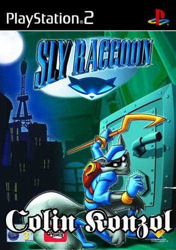 Sly Raccoon (Holland borító) (Választható angol nyelv) no manual
