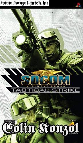 SOCOM U.S. Navy SEALs Tactical Strike (Új)